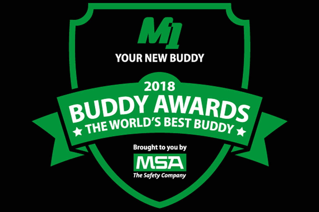 Konkurs ,,Strażak Roku 2018″ – Buddy Awards 2018 – MSA