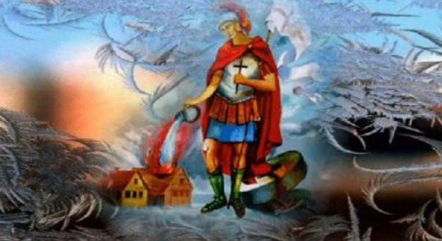 Msza Święta z okazji Dnia Strażaka