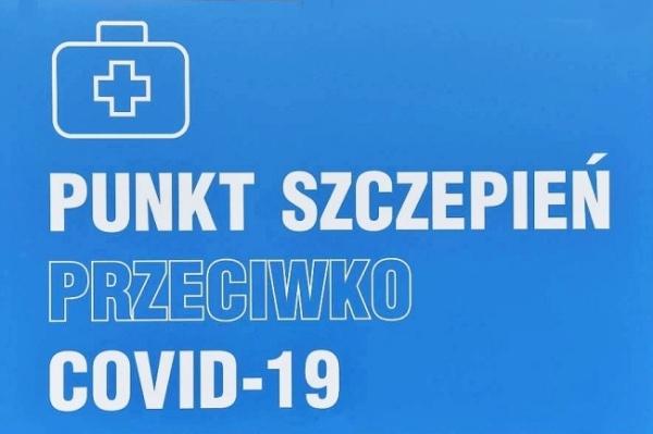 Mobilny Punkt Szczepień podczas Wojewódzkich Obchodów Jubileuszu 100-lecia Związku OSP RP