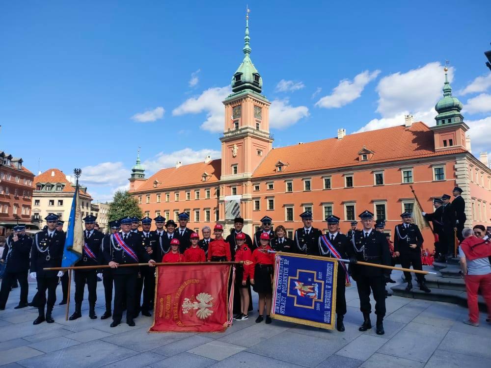 Centralne Obchody 100-lecia Związku OSP RP w Warszawie